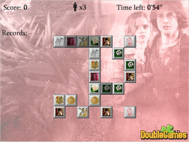 Free Download Harry Potter: Mahjongg Screenshot 1