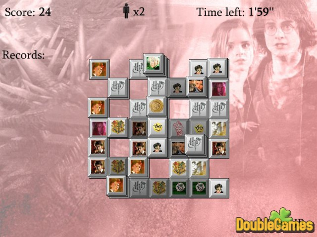Free Download Harry Potter: Mahjongg Screenshot 2
