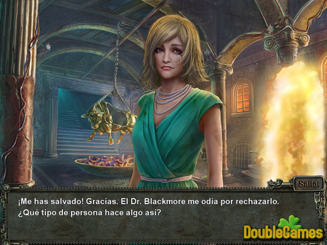 Free Download Haunted Halls: La Venganza del Dr. Blackmore Screenshot 3