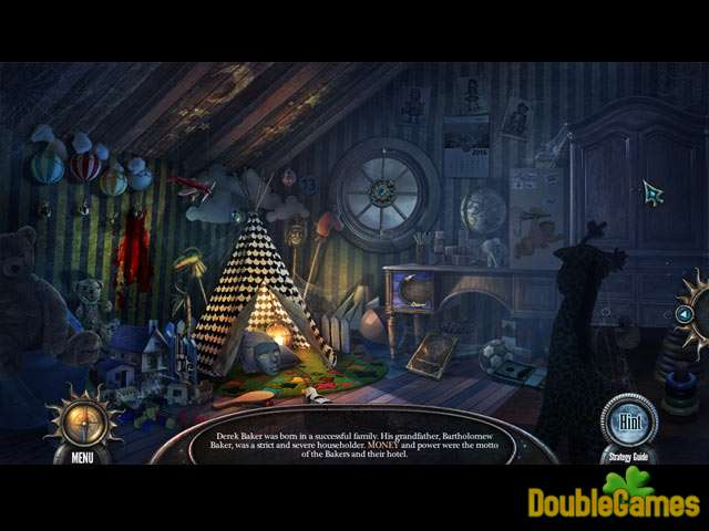 Free Download Haunted Hotel: The Thirteenth Collector's Edition Screenshot 2