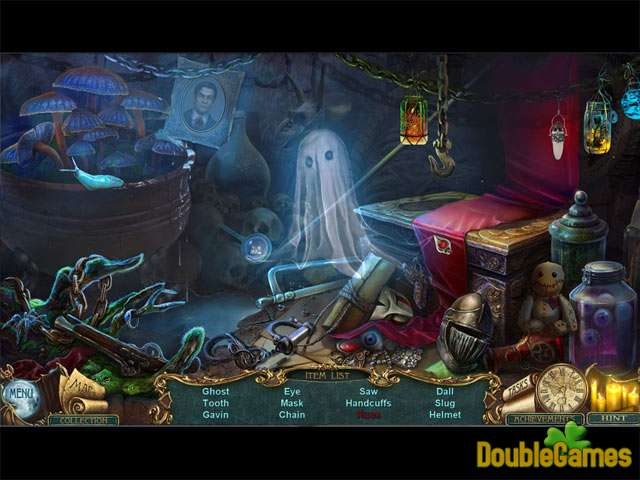 Free Download Haunted Legends: The Secret of Life Collector's Edition Screenshot 1