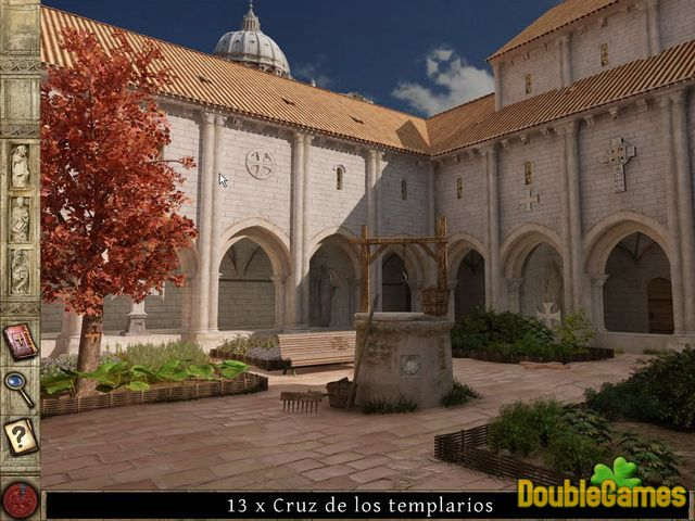 Free Download Secrets of the Vatican: The Holy Lance Screenshot 1
