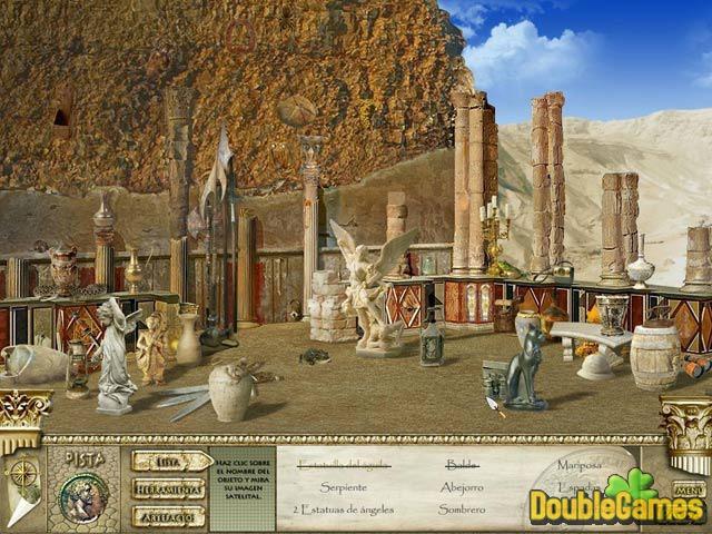 Screenshot descargo de National Georgaphic Games: Herod's Lost Tomb 3