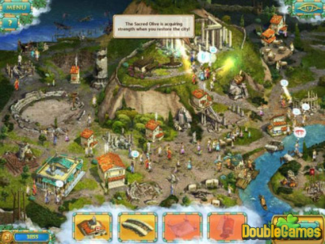 Free Download Heroes of Hellas 3: Athens Screenshot 2