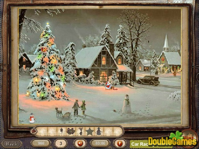 Free Download Hidden Objects: Merry Christmas Screenshot 3