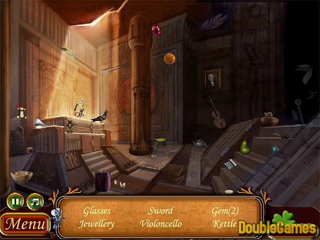 Free Download Hidden Treasures: Egypt Tombs Screenshot 3