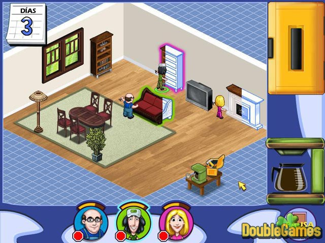 Free Download Home Sweet Home Screenshot 2