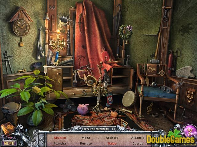 Free Download House of 1000 Doors: Secretos de familia Edición Coleccionista Screenshot 2