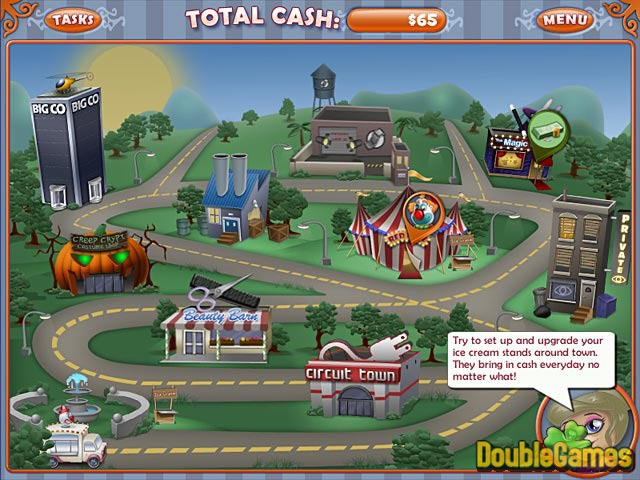 Free Download Ice Cream Craze: Tycoon Takeover Screenshot 3