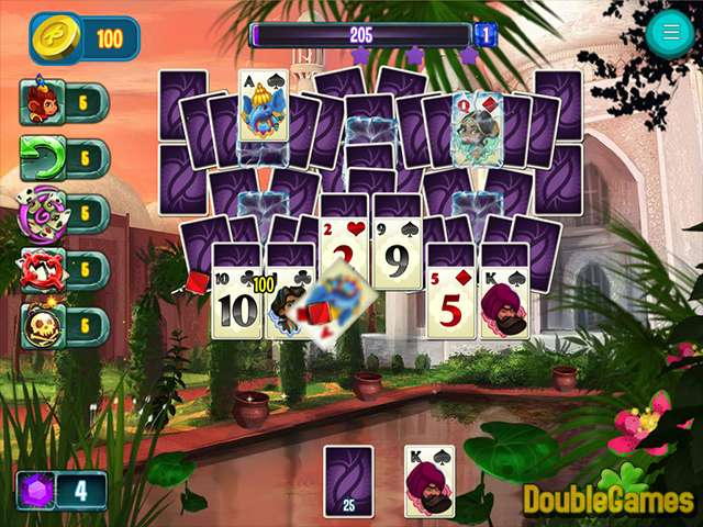 Free Download Indian Legends Solitaire Screenshot 2