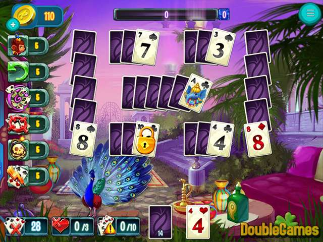 Free Download Indian Legends Solitaire Screenshot 3