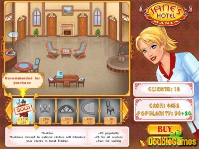 Free Download Jane's Hotel Mania Screenshot 3
