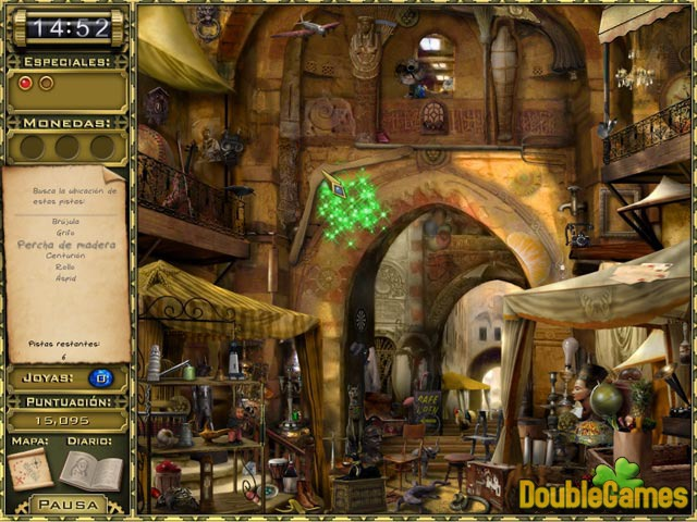 Free Download Jewel Quest Mysteries: Curse of the Emerald Tear Screenshot 3
