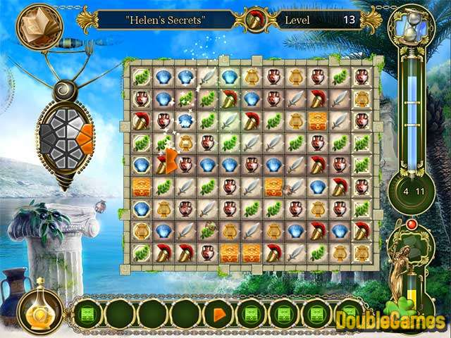 Screenshot descargo de Jeweller: The Cursed Treasures 3