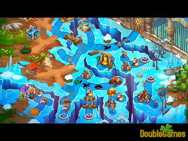 Free Download Kids of Hellas: Back to Olympus Screenshot 2