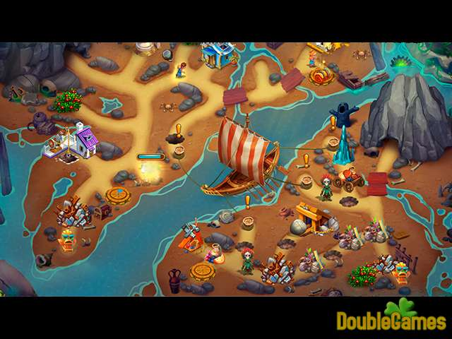 Free Download Kids of Hellas: Back to Olympus Screenshot 3