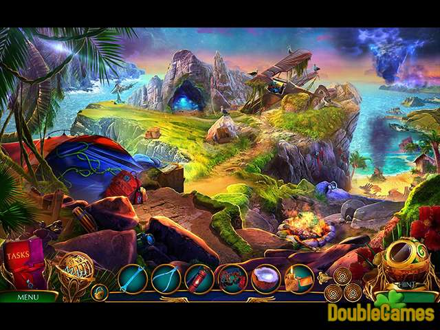 Screenshot descargo de Labyrinths of the World: Lost Island 2