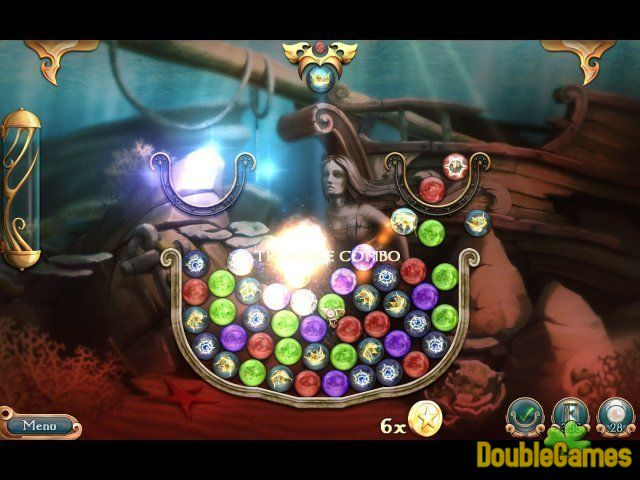 Free Download League of Mermaids: Pearl Saga Screenshot 1