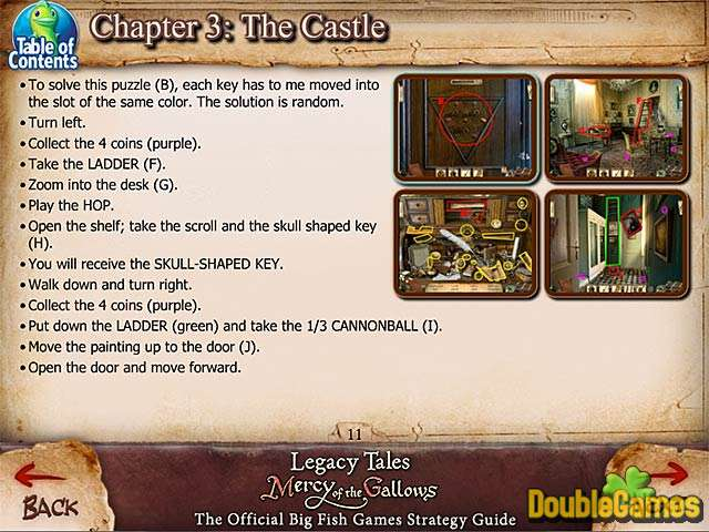 Free Download Legacy Tales: Mercy of the Gallows Strategy Guide Screenshot 3