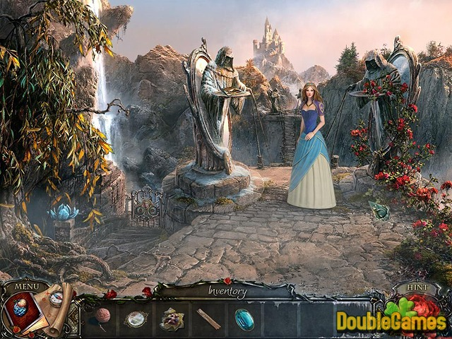 Free Download Living Legends: Frozen Beauty. Collector's Edition Screenshot 3