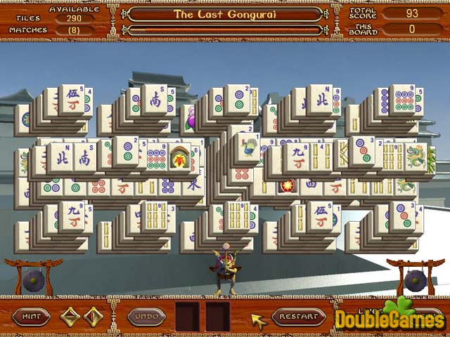 Screenshot descargo de Mahjong Quest 2 3