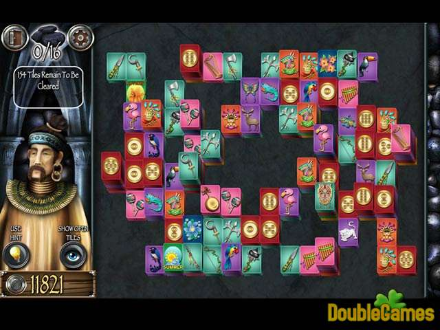 Free Download Mahjong Masters: Temple of the Ten Gods Screenshot 1