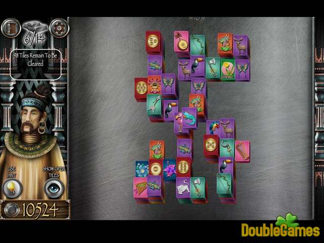 Free Download Mahjong Masters: Temple of the Ten Gods Screenshot 2