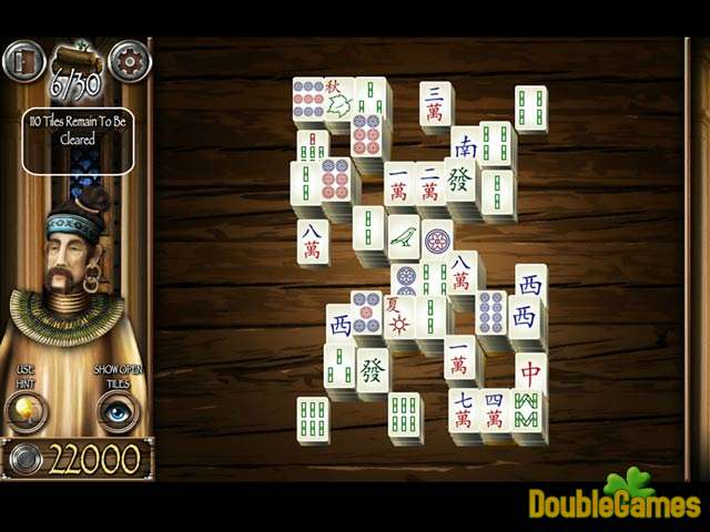 Free Download Mahjong Masters: Temple of the Ten Gods Screenshot 3