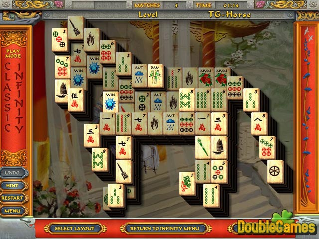 Free Download Mahjong Tales: Ancient Wisdom Screenshot 1