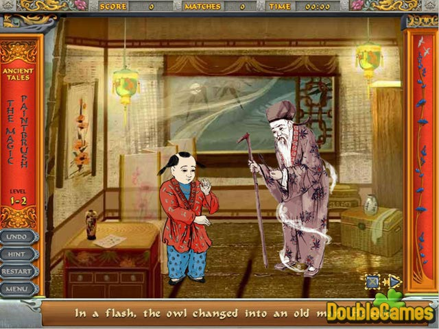 Free Download Mahjong Tales: Ancient Wisdom Screenshot 3