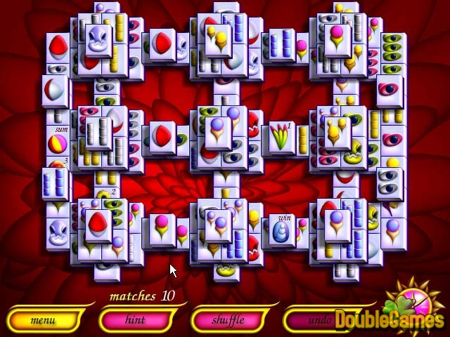 Free Download MahJongg Mystery Screenshot 1