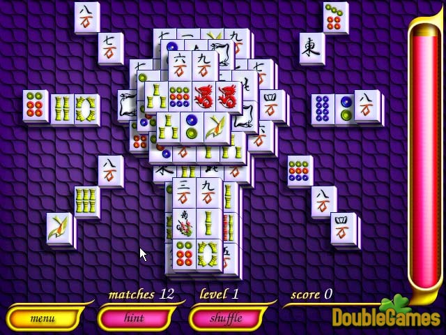 Free Download MahJongg Mystery Screenshot 2