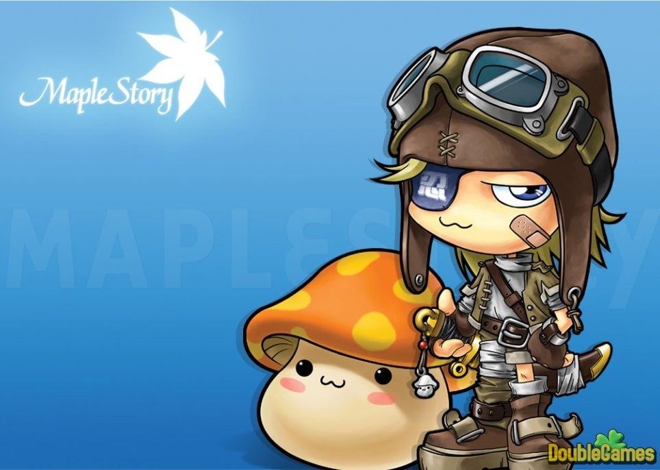 Free Download Maple Story Screenshot 1