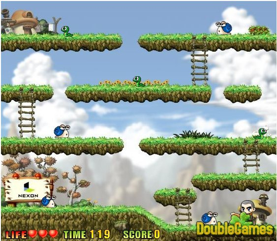 Free Download Maple Story Screenshot 2