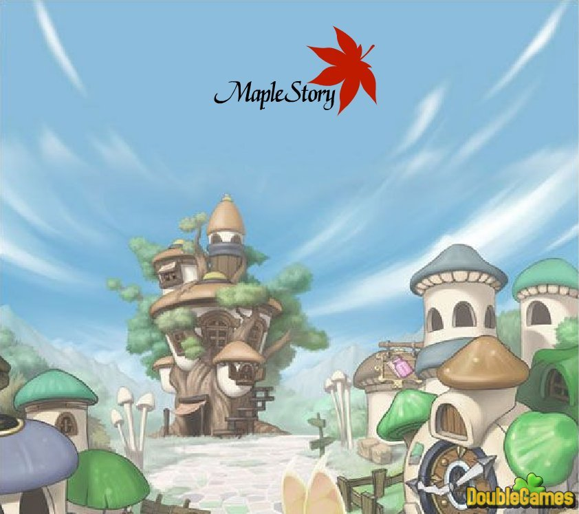 Free Download Maple Story Screenshot 3