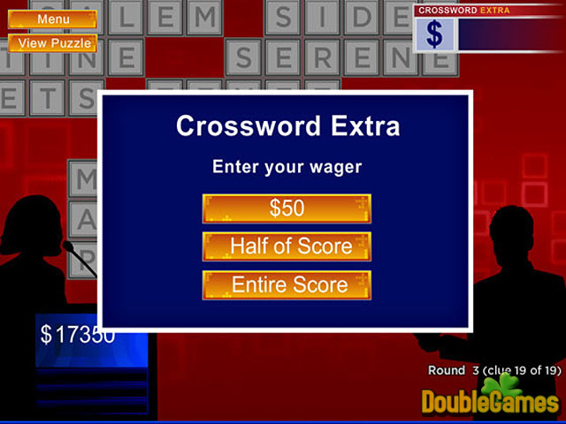 Screenshot descargo de Merv Griffin's Crosswords 3