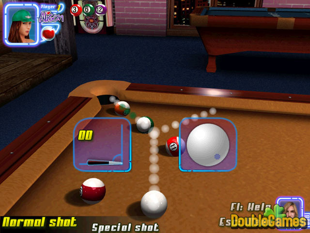 Free Download Midnight Pool 3D Screenshot 1