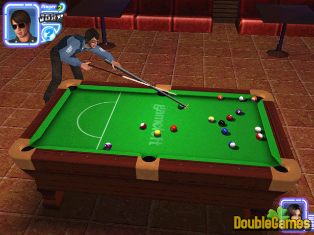 Free Download Midnight Pool 3D Screenshot 2