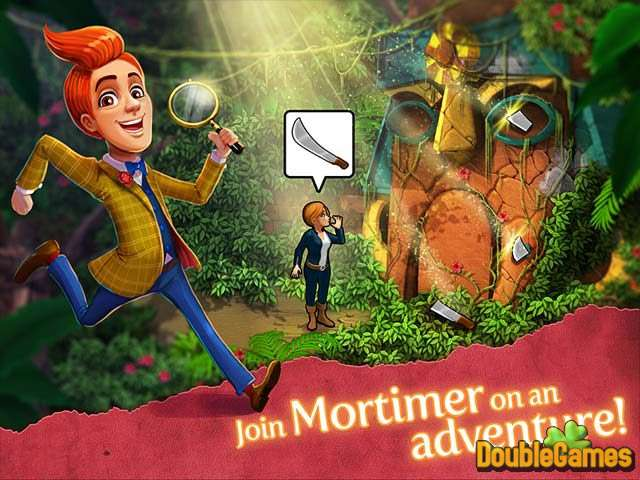 Free Download Mortimer Beckett and the Book of Gold Collector's Edition Screenshot 1