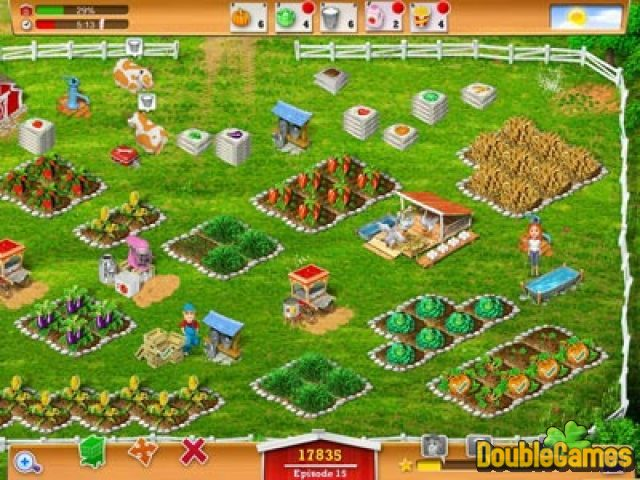 Screenshot descargo de My Farm Life 1