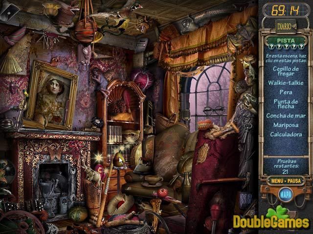 Free Download Mystery Case Files: Retorno a Ravenhearst Screenshot 1