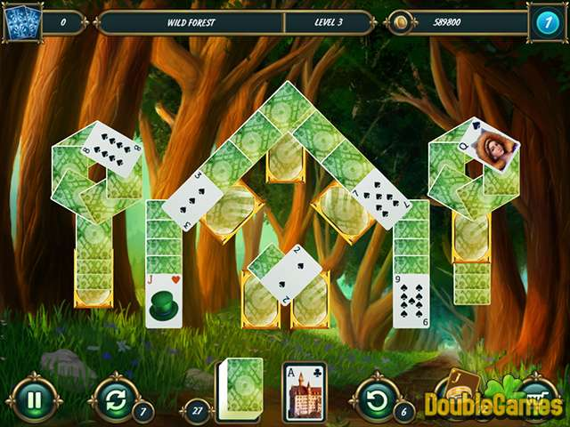 Free Download Mystery Solitaire: Grimm's Tales 2 Screenshot 2