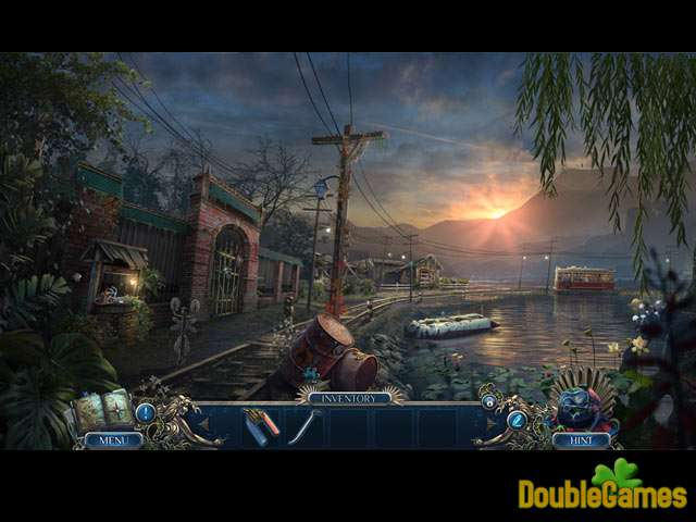 Free Download Mystery Trackers: Darkwater Bay Collector's Edition Screenshot 1