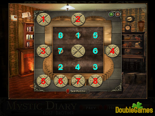Screenshot descargo de Mystic Diary: Lost Brother Strategy Guide 3