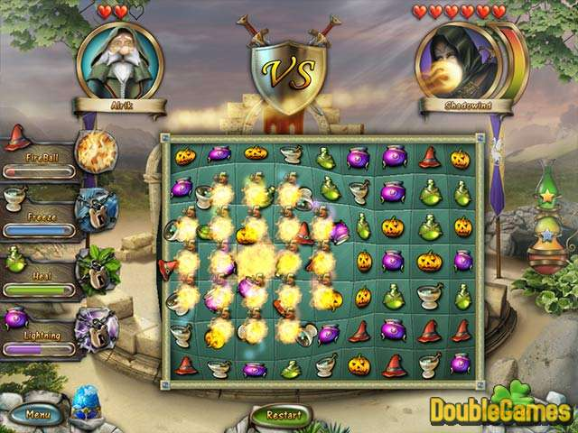 Free Download Mystika 3: Awakening of the Dragons Screenshot 1