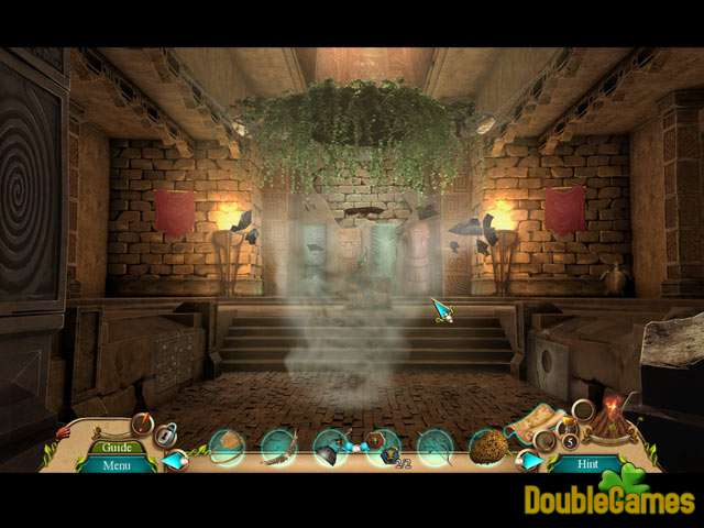 Screenshot descargo de Myths of the World: Fire from the Deep Collector's Edition 3