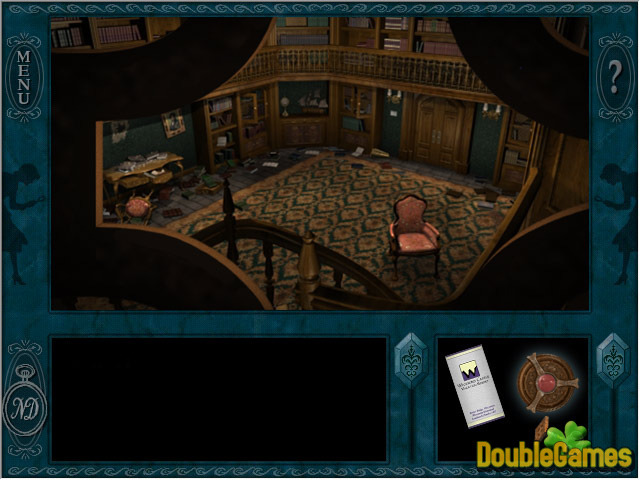 Screenshot descargo de Nancy Drew: Treasure in a Royal Tower 3