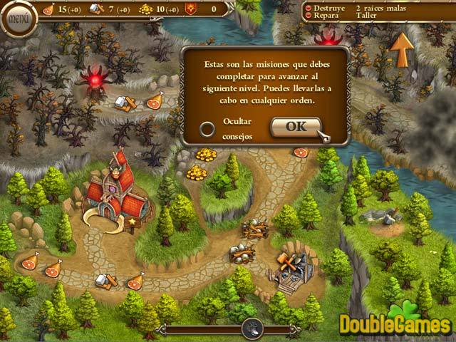 Screenshot descargo de Northern Tale 1