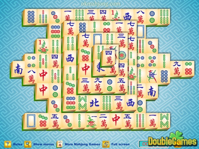 Free Download Ok Mahjong 2 Screenshot 1