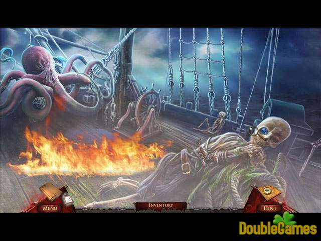 Free Download Ominous Tales: The Forsaken Isle Screenshot 2